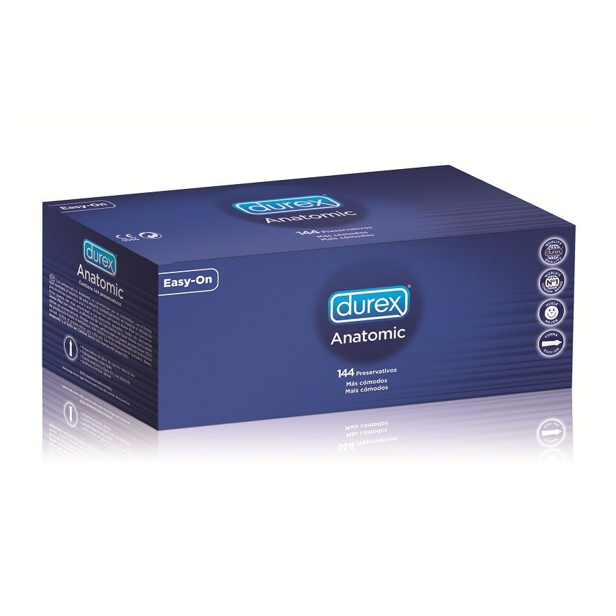 DUREX ANATOMIC PACKING (144 Uds)