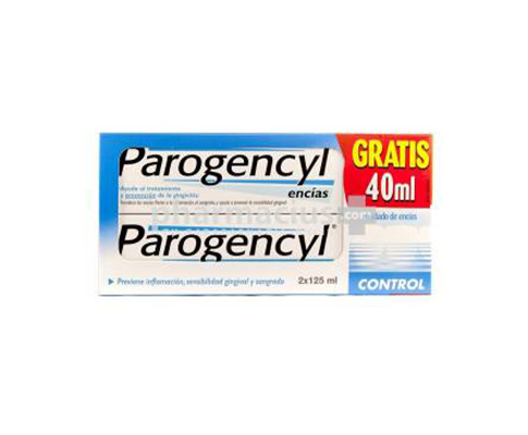 Parogencyl Pasta dentífrica