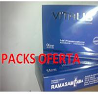 Oferta condones Mini pack completo Vitalis