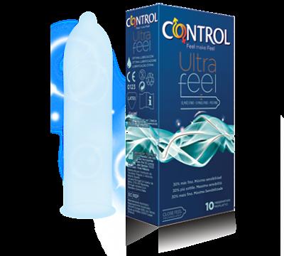 Control Ultra Feel · Control Ultra Fino