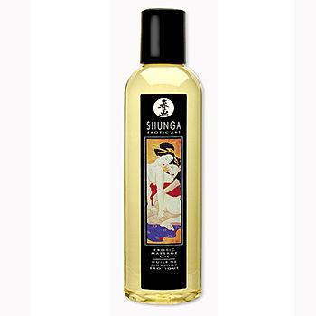 SHUNGA EROTIC OIL PERFUME ROSAS