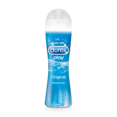DUREX PLAY ORIGINAL NATURAL.