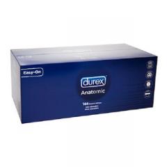 caja preservativos durex anatomic 144 unidades