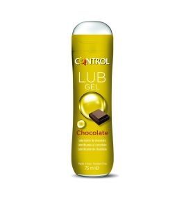 LUBRICANTE CONTROL CHOCOLATE