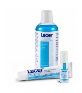 Lacer Fresh (halitosis)