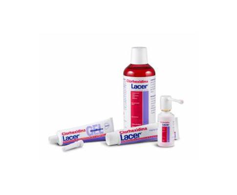 Lacer Clorexidina (enfermedad periodontal)