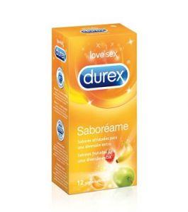 DUREX SABORÉAME (Sabores y Colores)